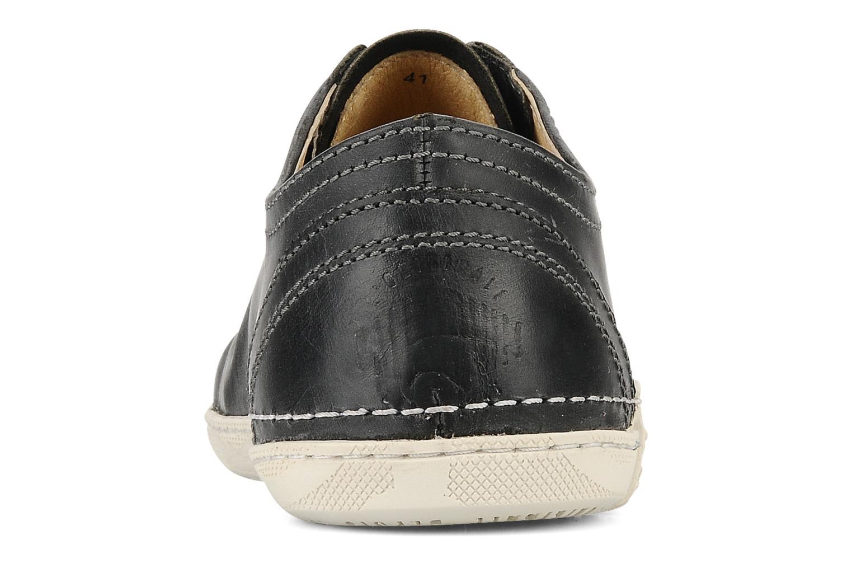 Sneakers Palladium Dali smk Nero immagine destra