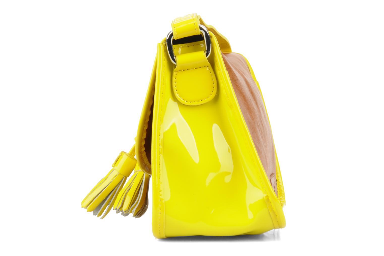 Sacs à main Mellow Yellow Kilti Marron vue portées chaussures