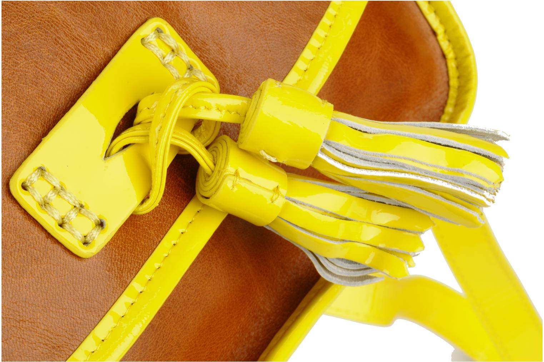 Sacs à main Mellow Yellow Kilti Marron vue gauche