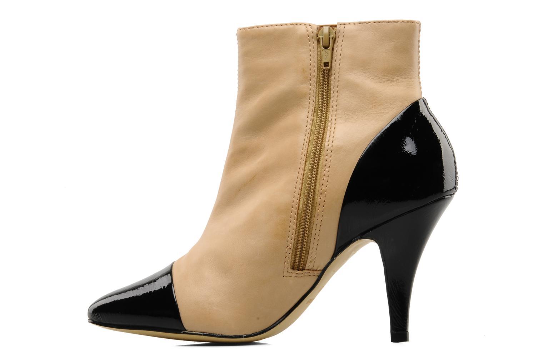 Bottines et boots Dune London Kindle Beige vue face