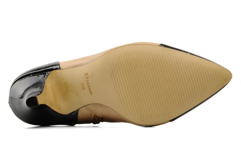 Stiefeletten & Boots Dune London Kindle beige ansicht von oben