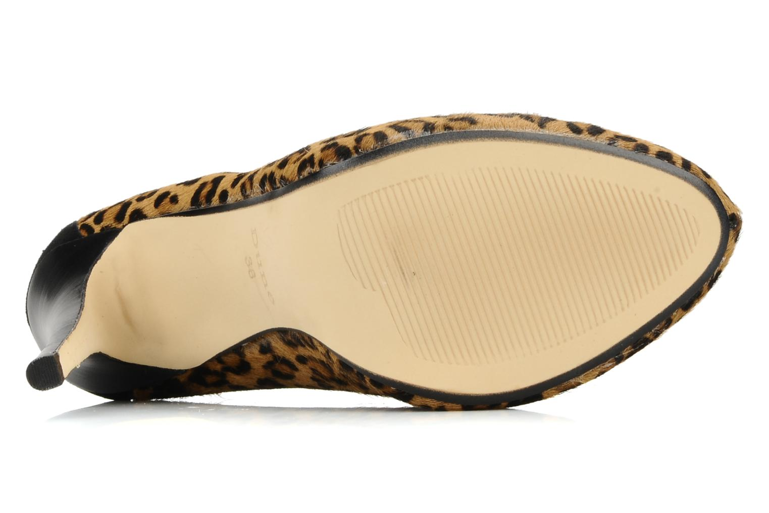 Hilly Leopard comb