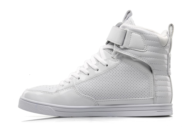 Scarpe sportive DC Shoes Royal Bianco immagine frontale