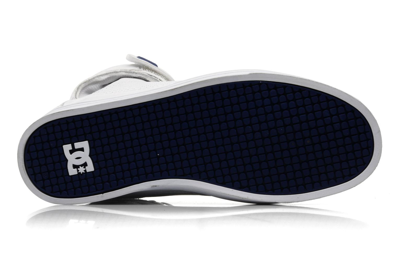 Scarpe sportive DC Shoes Royal Bianco immagine dall'alto