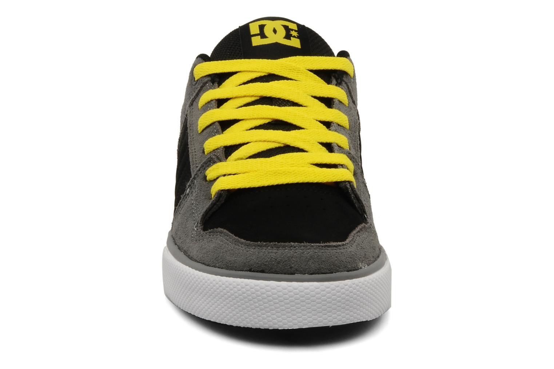 Sportschuhe DC Shoes Chase grau schuhe getragen