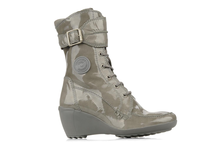 Bottines et boots Pataugas Leila w Gris vue derrière