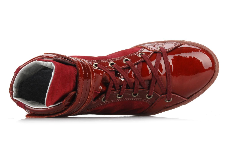 Sneaker Pataugas Jayson/vv w rosa ansicht von links