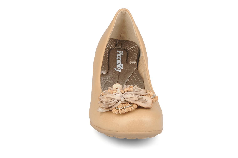 Escarpins Piccadilly Sola Trigo Beige vue portées chaussures