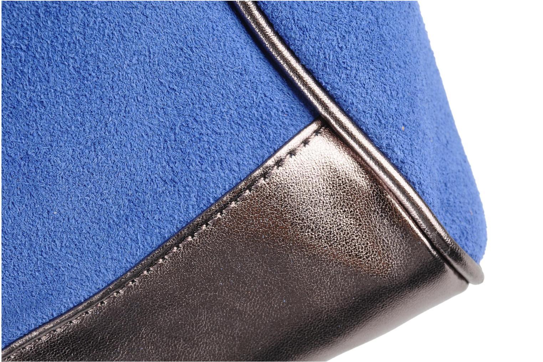 Handtaschen Georgia Rose Evening Cuir blau ansicht von links
