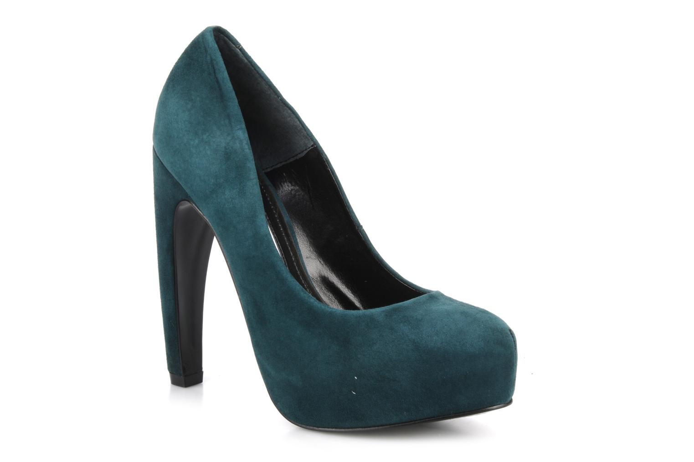 High heels Studio TMLS Stomp Blue detailed view/ Pair view