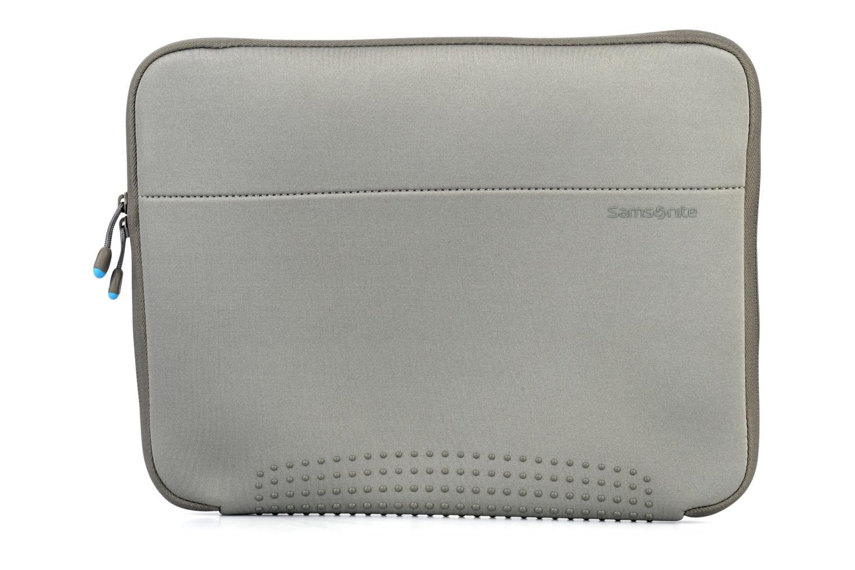Kleine lederwaren Samsonite Aramon laptop sleeve 14,1 Grijs detail