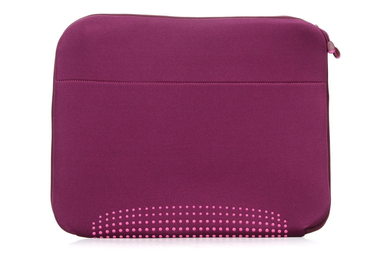 Petite Maroquinerie Samsonite Aramon laptop sleeve 15,6 Violet vue face