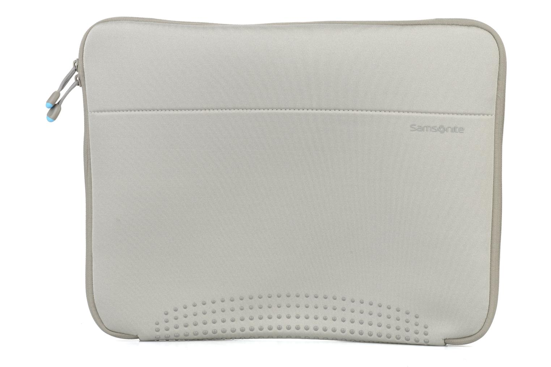 Petite Maroquinerie Samsonite Aramon laptop sleeve 15,6 Gris vue détail/paire