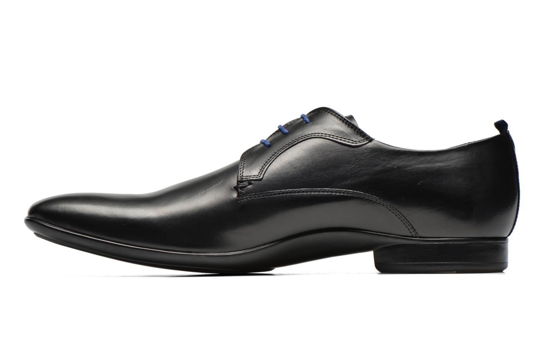 Chaussures à lacets Azzaro Giant Noir vue face