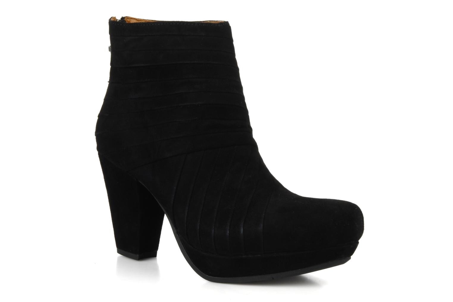 Ankle boots Earthies Earthies jasko Black detailed view/ Pair view