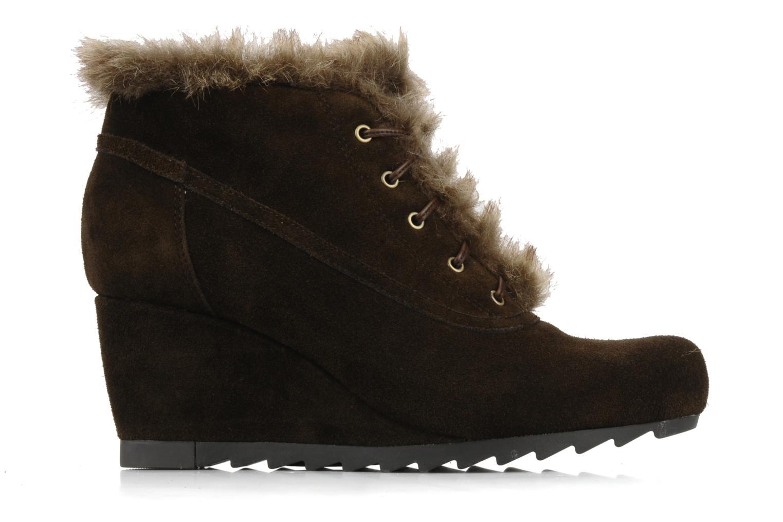 Chaussures à lacets Earthies Earthies seriph Marron vue derrière