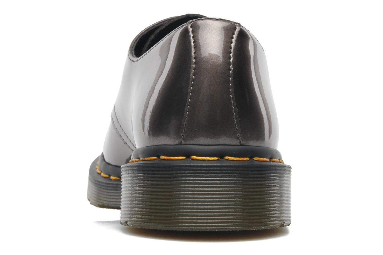 Chaussures à lacets Dr. Martens 1461 W Gris vue droite