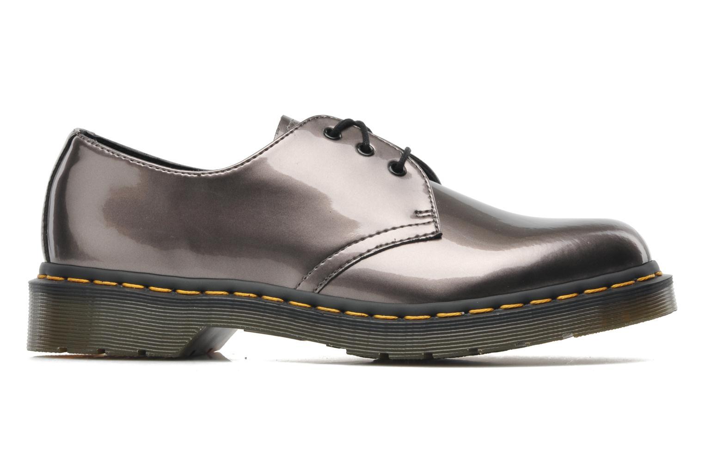 Chaussures à lacets Dr. Martens 1461 W Gris vue derrière
