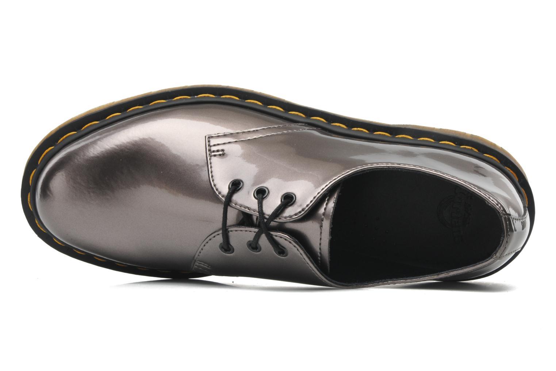 Chaussures à lacets Dr. Martens 1461 W Gris vue gauche