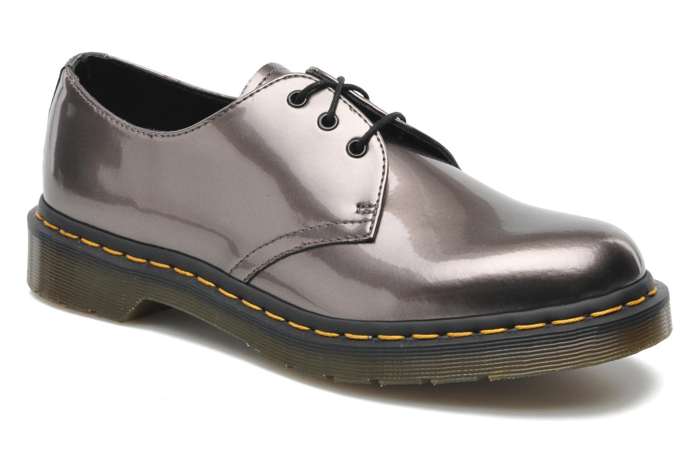 Chaussures à lacets Dr. Martens 1461 W Gris vue détail/paire