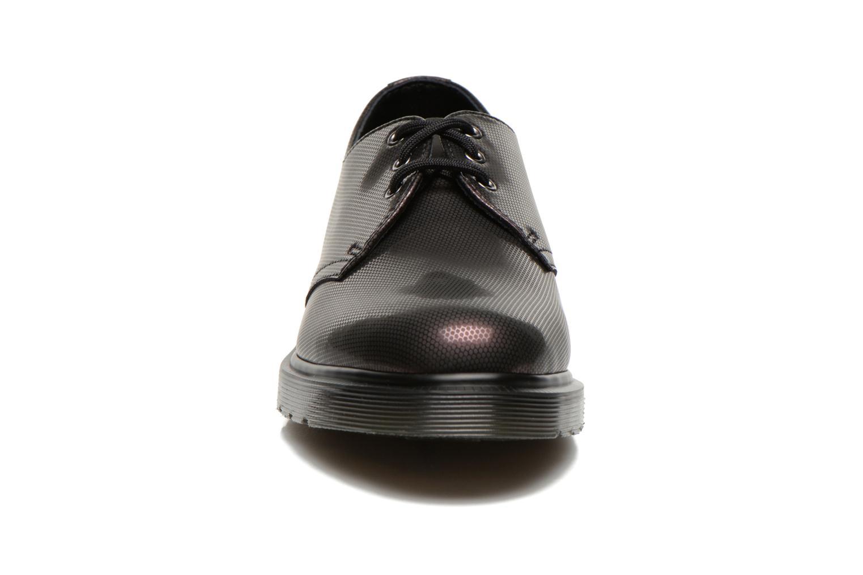 Chaussures à lacets Dr. Martens 1461 W Violet vue portées chaussures