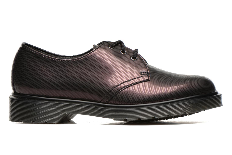 Chaussures à lacets Dr. Martens 1461 W Violet vue derrière