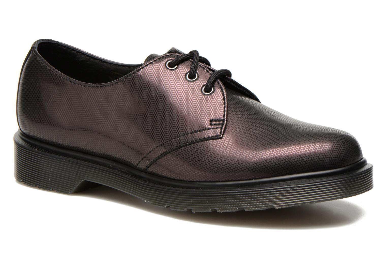 Chaussures à lacets Dr. Martens 1461 W Violet vue détail/paire