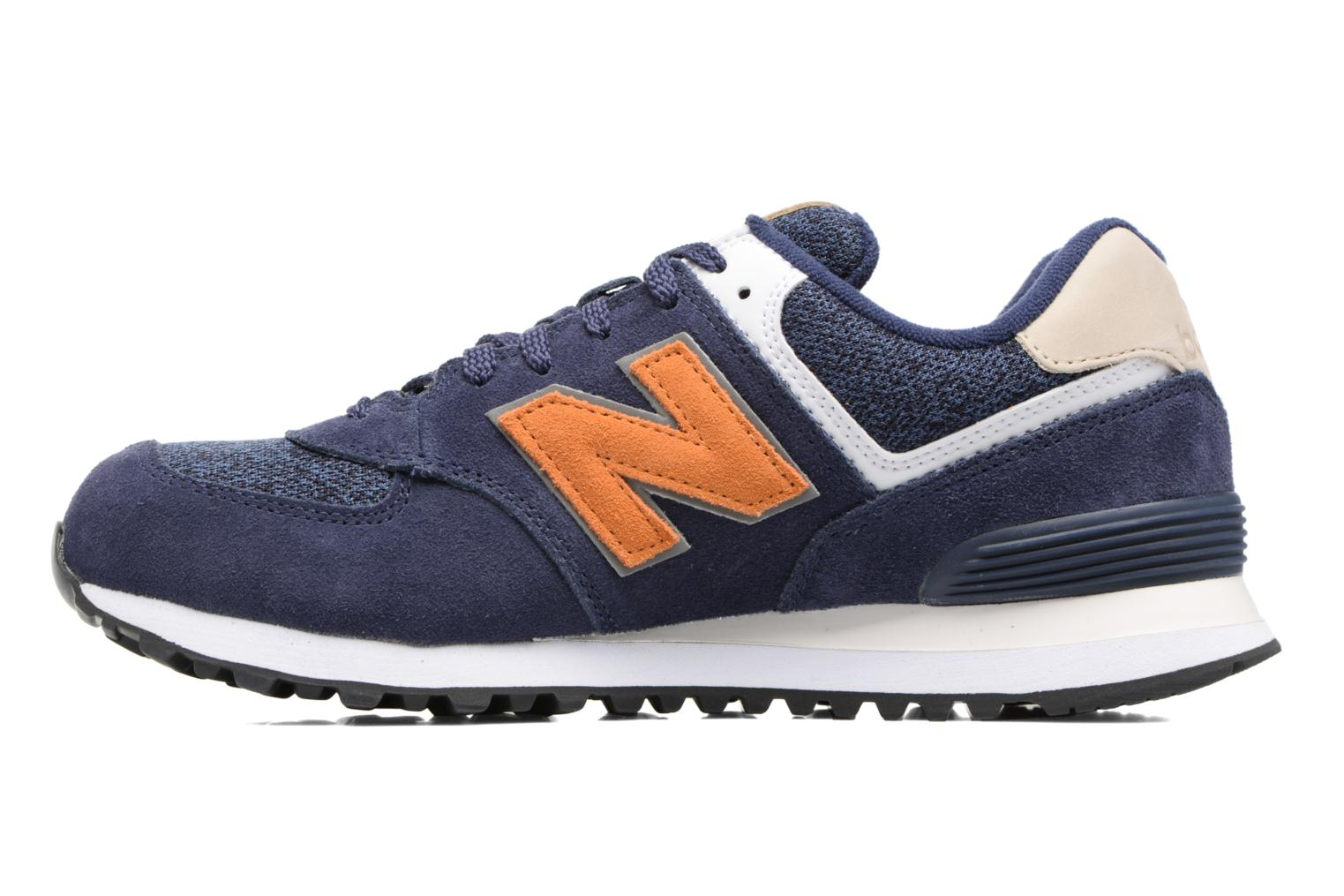 Ml574 Navy/orange