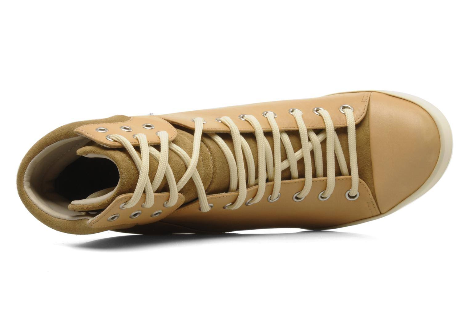 Sneakers See by Chloé Timota Beige links