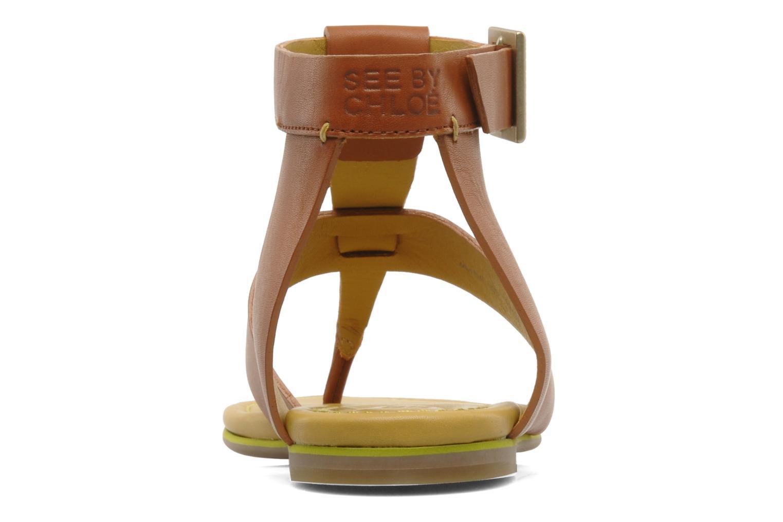 Palma Sandal Caramel col 52