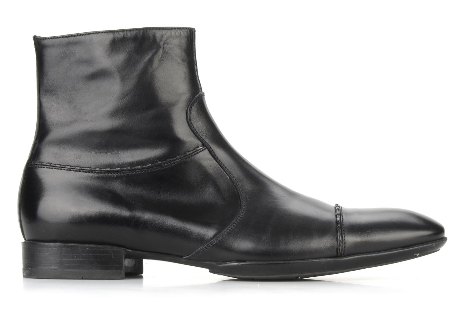 Ankle boots Doucal's Jeannot Black back view