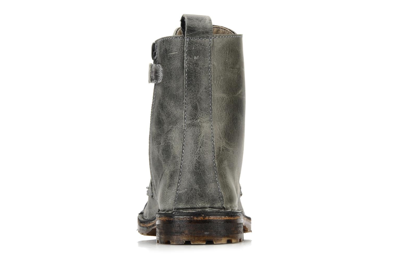 Bottines et boots C'Entre Maman & Moi! Mitad Gris vue droite