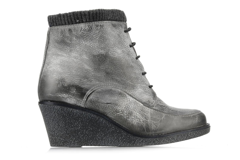 Stiefeletten & Boots Castaluna Mildred L grau ansicht von hinten