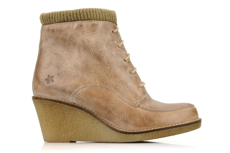 Boots en enkellaarsjes Castaluna Mildred L Bruin achterkant