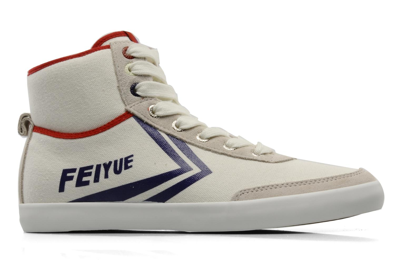 Sneakers Feiyue Feiyue A.S High W Wit achterkant