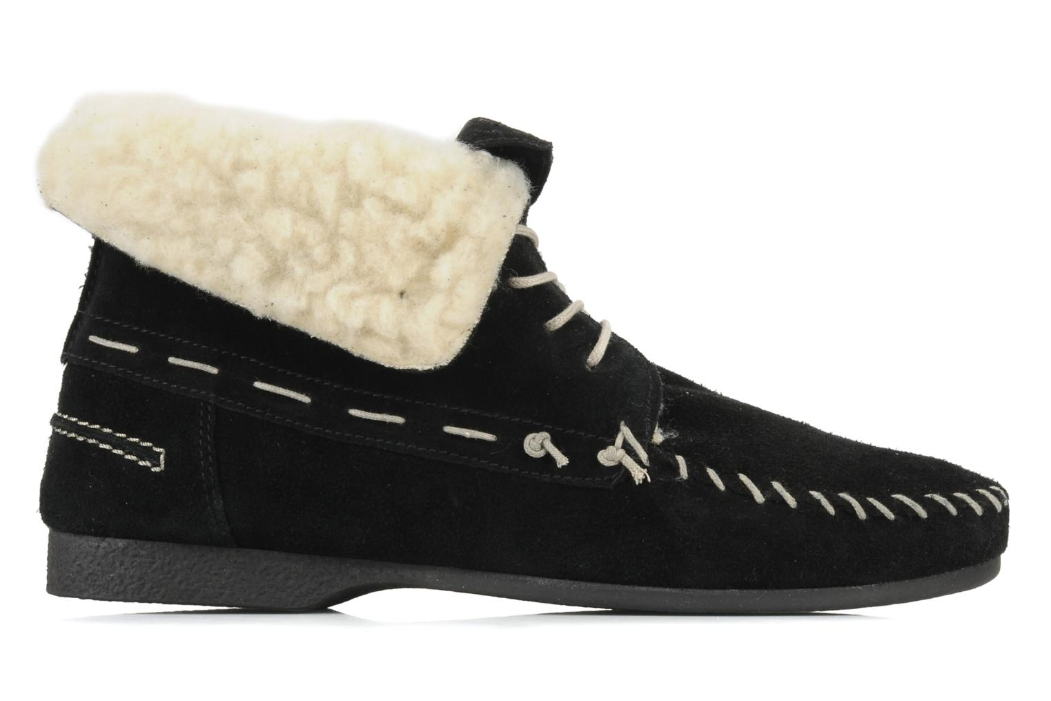 Lace-up shoes Jonak Babs Black back view