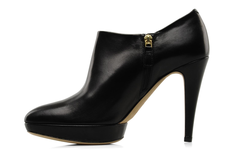 Boots en enkellaarsjes Boss Black Naruki Zwart voorkant