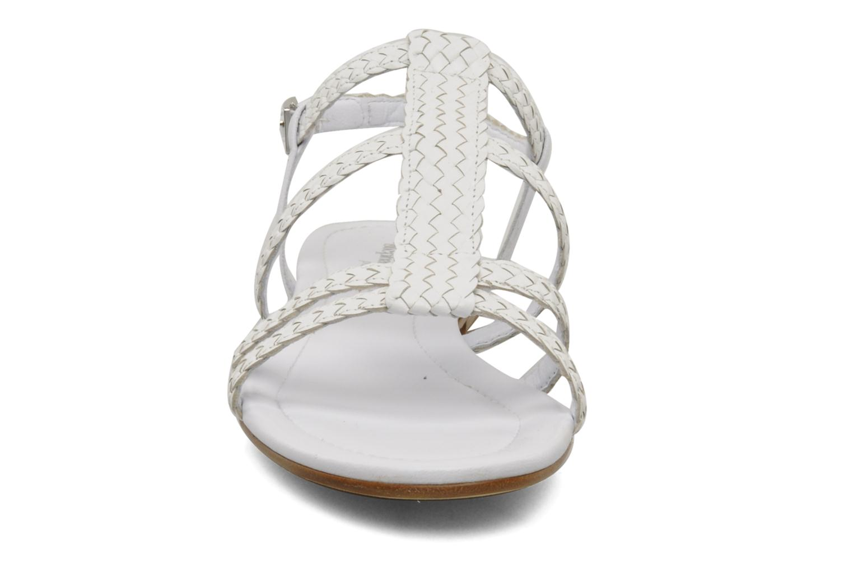 Sandals Stephane Kélian Ifni White model view
