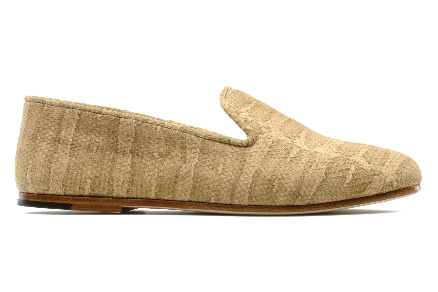 Blade slipper Natural