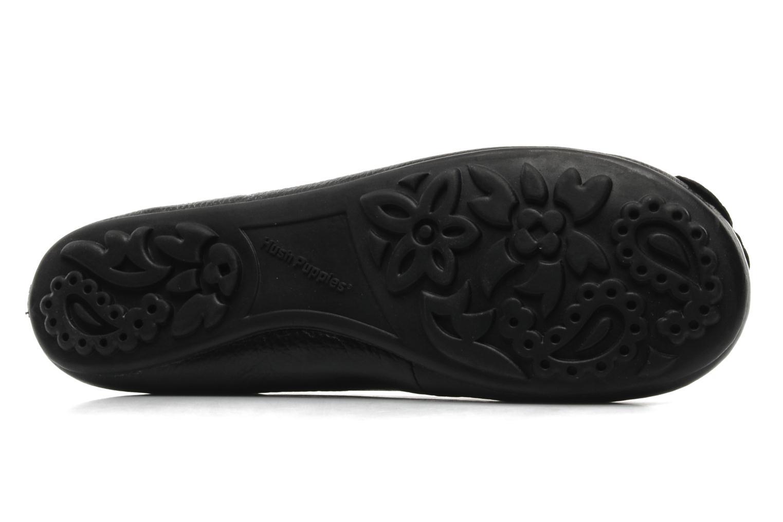 Myleene Black leather