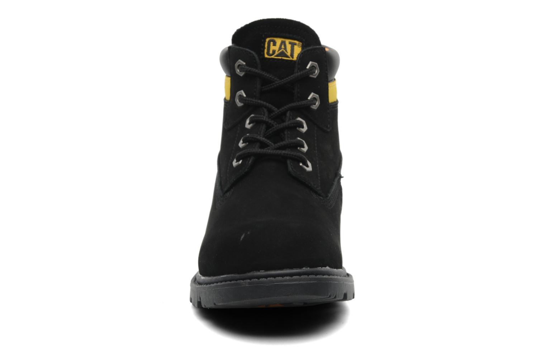Bottines et boots Caterpillar Colorado Plus Noir vue portées chaussures