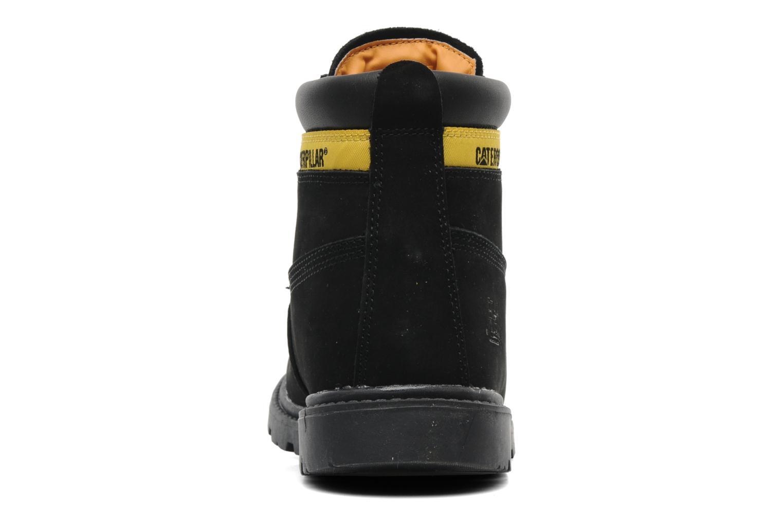 Bottines et boots Caterpillar Colorado Plus Noir vue droite