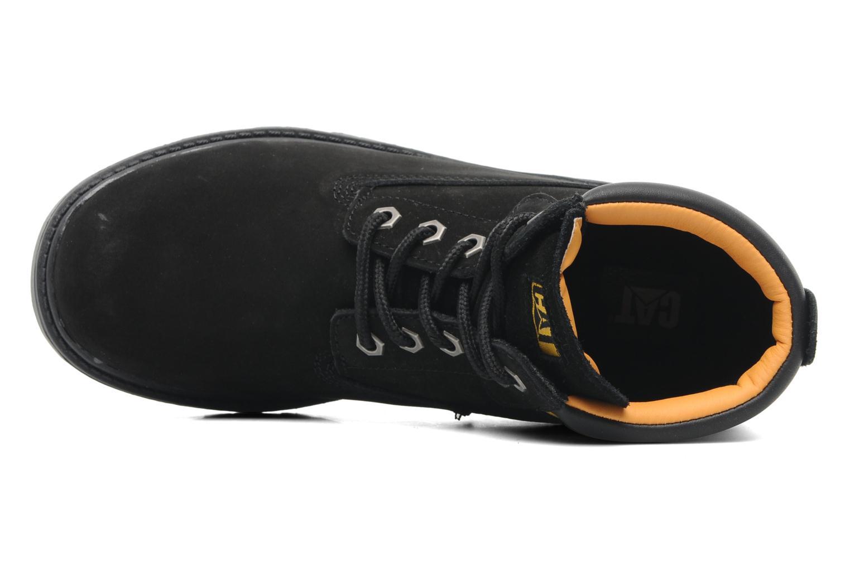 Bottines et boots Caterpillar Colorado Plus Noir vue gauche
