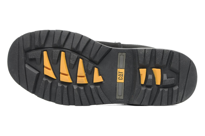 Stiefeletten & Boots Caterpillar Colorado Plus schwarz ansicht von oben