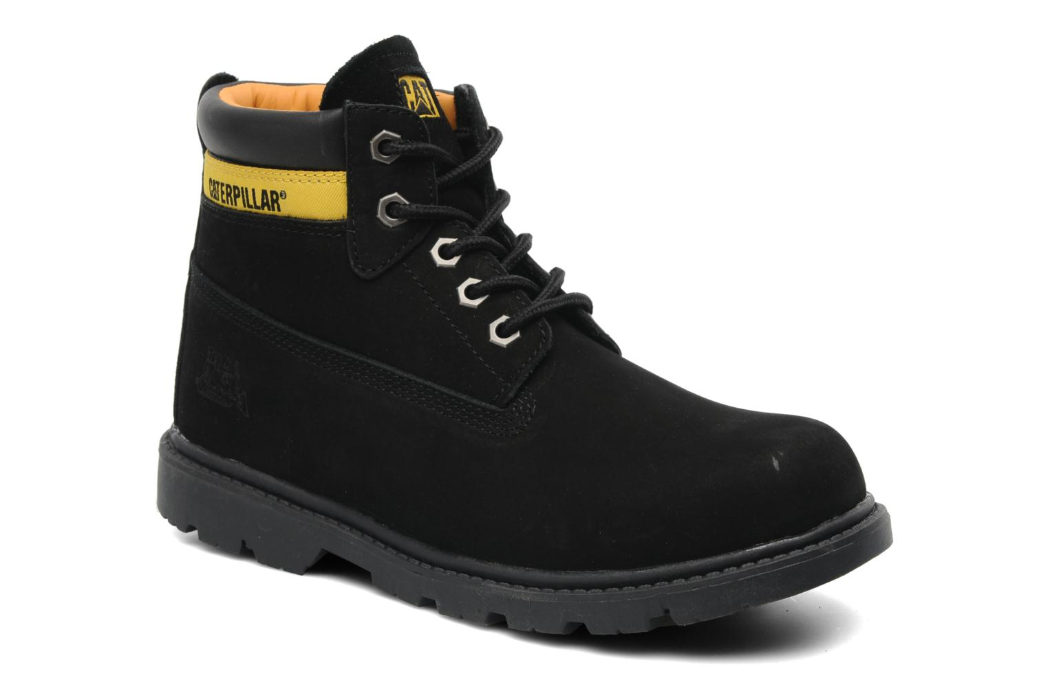 Bottines et boots Caterpillar Colorado Plus Noir vue détail/paire