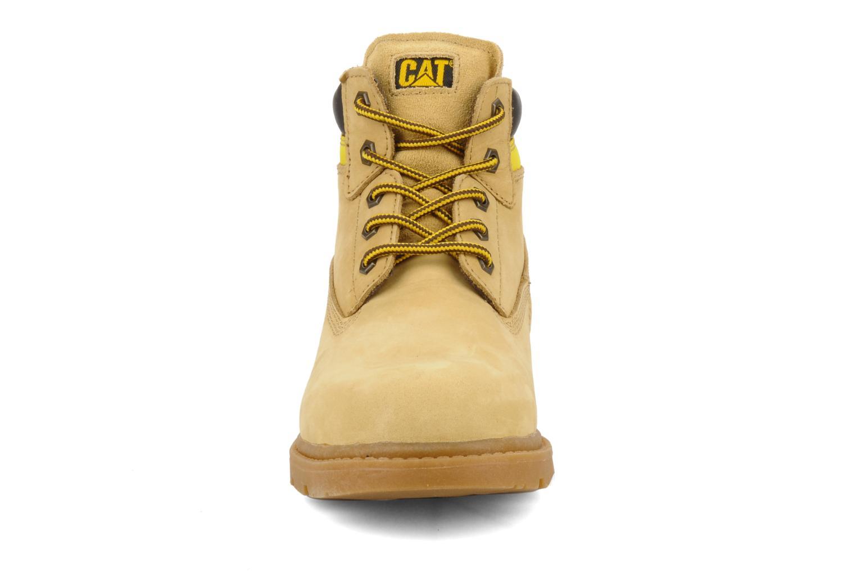 Bottines et boots Caterpillar Colorado Plus Beige vue portées chaussures