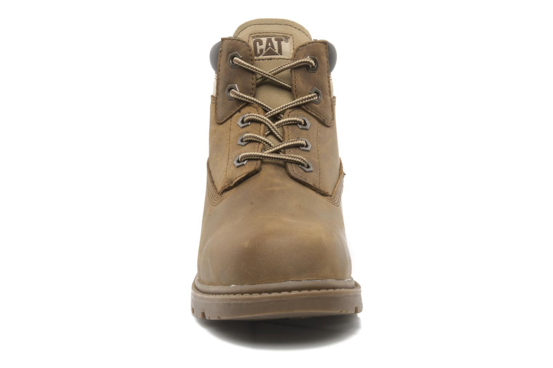 Bottines et boots Caterpillar Colorado Plus Marron vue portées chaussures