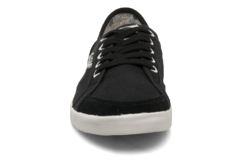 Baskets Roxy Sneaky Dye 2 Noir vue portées chaussures