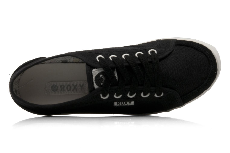 Sneakers Roxy Sneaky Dye 2 Svart bild från vänster sidan