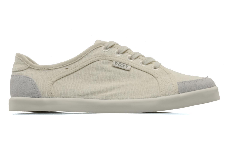 Sneakers Roxy Sneaky Dye 2 Beige bild från baksidan